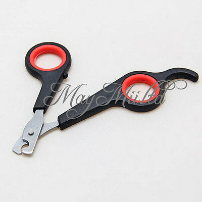 Pet Dog Cat Grooming Nail Toe Clippers Scissors Creative Trimmer Groomer Cutter