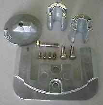 Mercruiser Bravo II & III Zinc Anode Kit Bravo 2 & 3 Zinc Anode Kit NEW