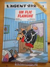 ELDORADODUJEU > BD - L'AGENT 212 13 UN FLIC FLANCHE - DUPUIS 1997 BE+