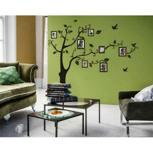 Image Is Loading Giant Family Tree Wall Sticker Vinyl Art Home