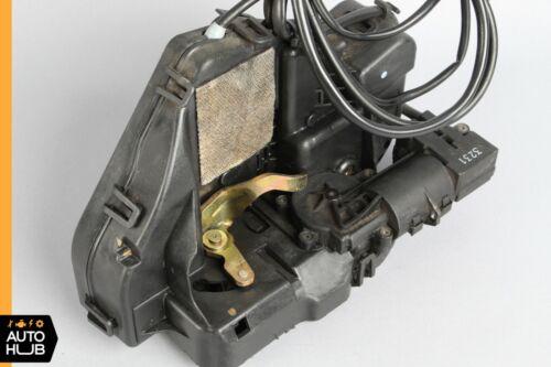 03-09 Mercedes W211 E320 E500 Rear Right Door Lock Actuator Side Keyless Go OEM