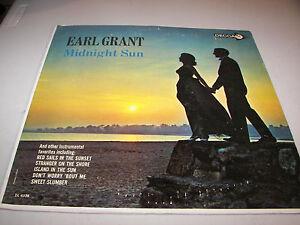 Earl-Grant-Midnight-Sun-LP-EX-Decca-DL4338