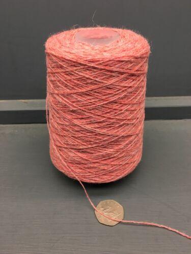 200g Pink Mix 2//11nm Lambswool Garn Lychee