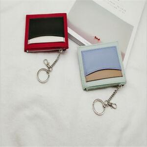 Chic-Women-Purse-Colorblock-Card-Bag-Durable-Boutique-Pu-Leather-Ladies-Wallet