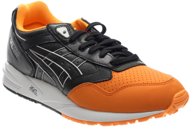 7633012b05c ASICS GEL-Saga - Orange - Mens