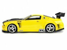 HPI 17504 FORD MUSTANG GT-R CLEAR BODY (200mm/WB255mm)