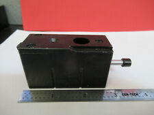 Leitz Wetzlar Germany 563345 Slide Block Microscope Part As Pictured 4b A 35