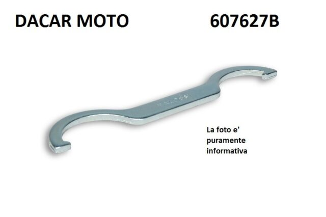 607627B LLAVE A GANCHO para AMORTIGUADORHONDA DIO SP 50 2T MALOSSI