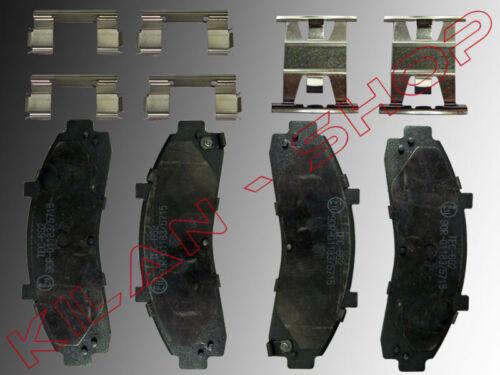 Keramik Bremsklötze vorne Ford Explorer U2 1995-2001 4WD