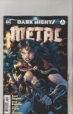 Dark Nights Metal #5 Lee Variant NM DC Comics 1st Print 2018