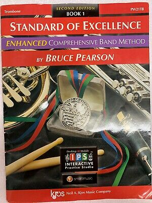 Standard of Excellence Book 1 Trombone Second Edition