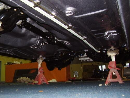 Sierra COSWORTH 3 ANTE RS500 FRENO POSTERIORE linee formano T pice