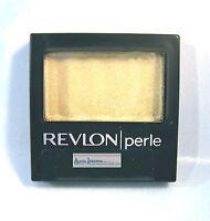 Revlon Luxurious Color Perle Powder Eye Shadow Single - Sunlit Sparkle 055