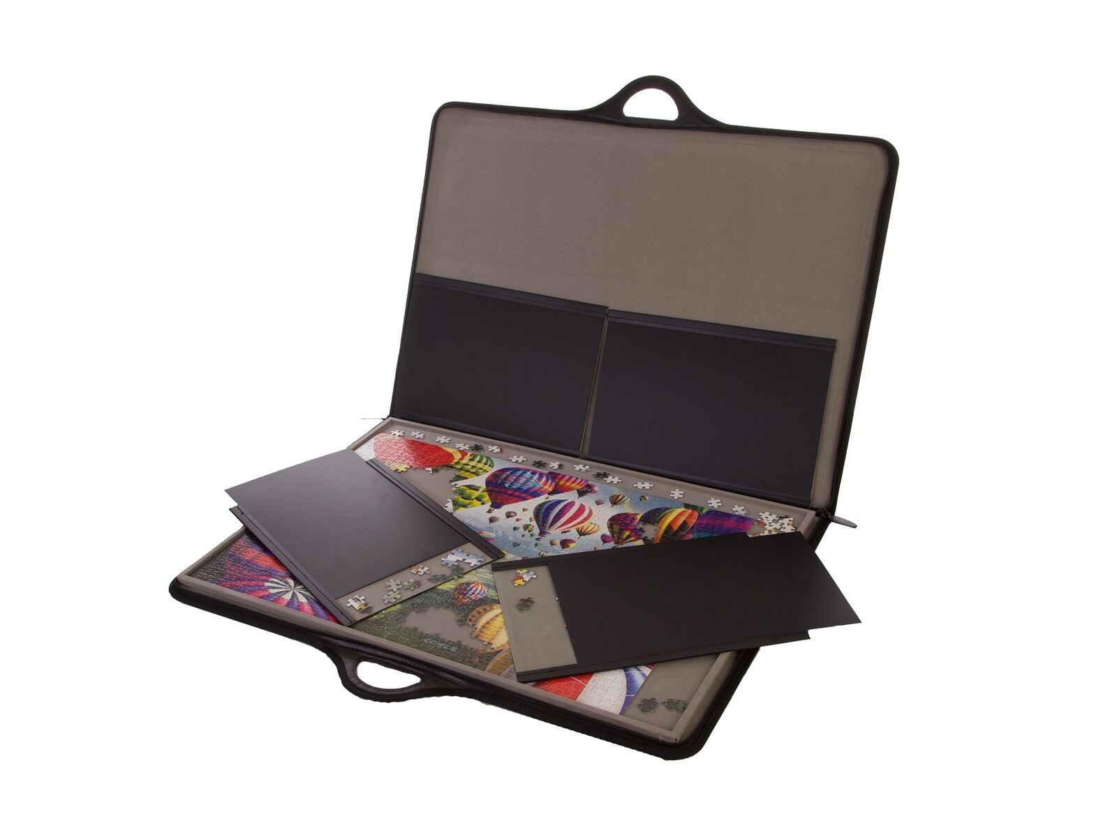 JIGSORT 1000 - Jigsaw puzzle case for up from to 1,000 pieces from up Jigthings a39fb4