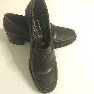 Rockport-Loafer-brown-size-8-1-2