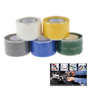 New-Rubber-Silicone-Repair-Waterproof-Bonding-Tape-Rescue-Self-Fusing-WiJB