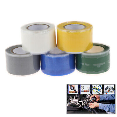 Useful Waterproof Silicone Performance Repair Tape Bonding Rescue Wire 25mm x 3m