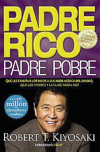 PADRE RICO, PADRE POBRE. NUEVO. Envío URGENTE. ECONOMIA Y EMPRESA (IMOSVER)