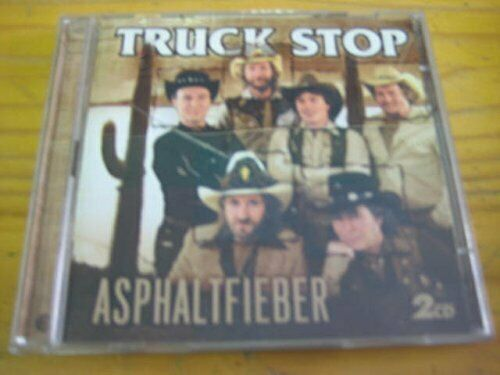 Truck Stop [2 CD] Asphaltfieber (compilation, 28 tracks, 2004)