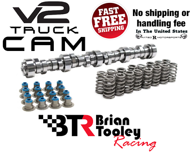 BTR Brian Tooley Racing Truck Cam Camshaft Single Bolt Stage 2