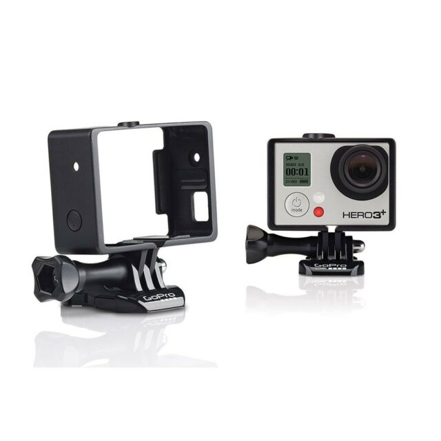 The Frame Mount Standard Protective Housing for GoPro Hero 4 3 With ...