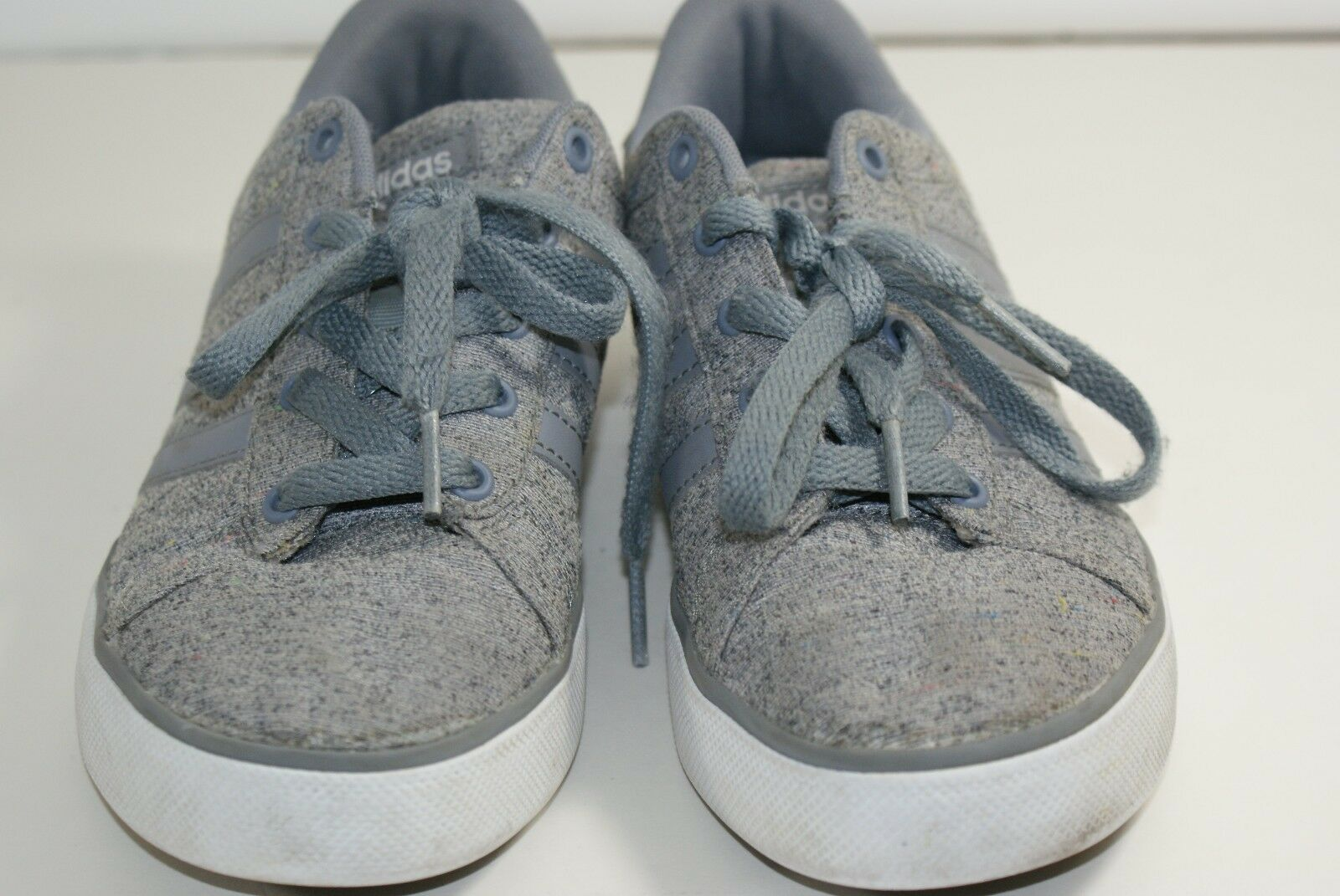 Adidas Neo Comfort Women's US Size 4.5 Lite Racer Running Shoes AW5400 Gray