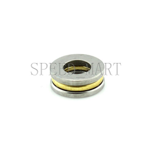 5 PCS F4-9M Axial Thrust Ball Bearings 4mm x 9mm x 4mm
