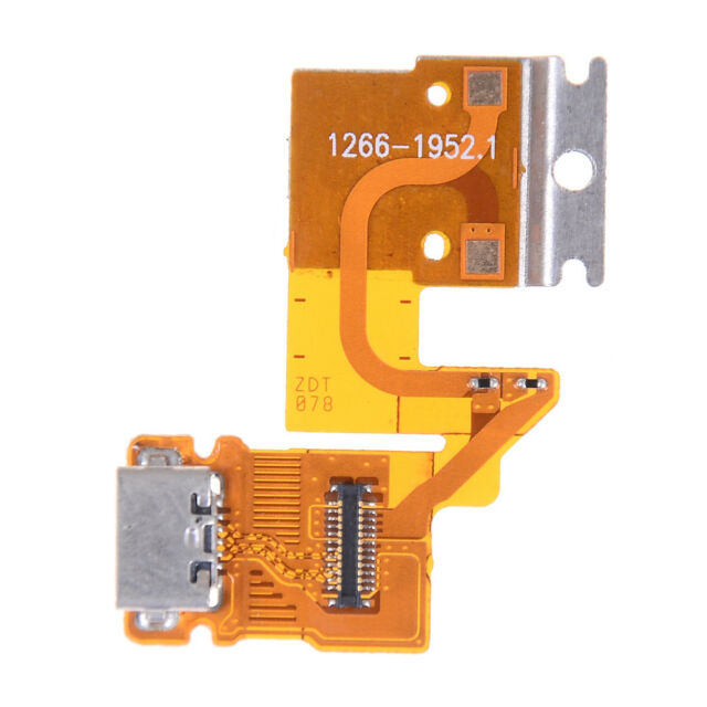 For Xperia Tablet Z SGP311 SGP312 SGP321 USB Charging Dock Port Flex Cable BDAU