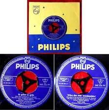 Single Heidi Brühl & Ralf Paulsen: Es grünt so grün (Philips 345 336 PF) D 1962