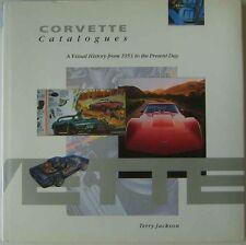 Chevrolet Corvette Catalogues 1953-1991 full colour BOOK about the brochures
