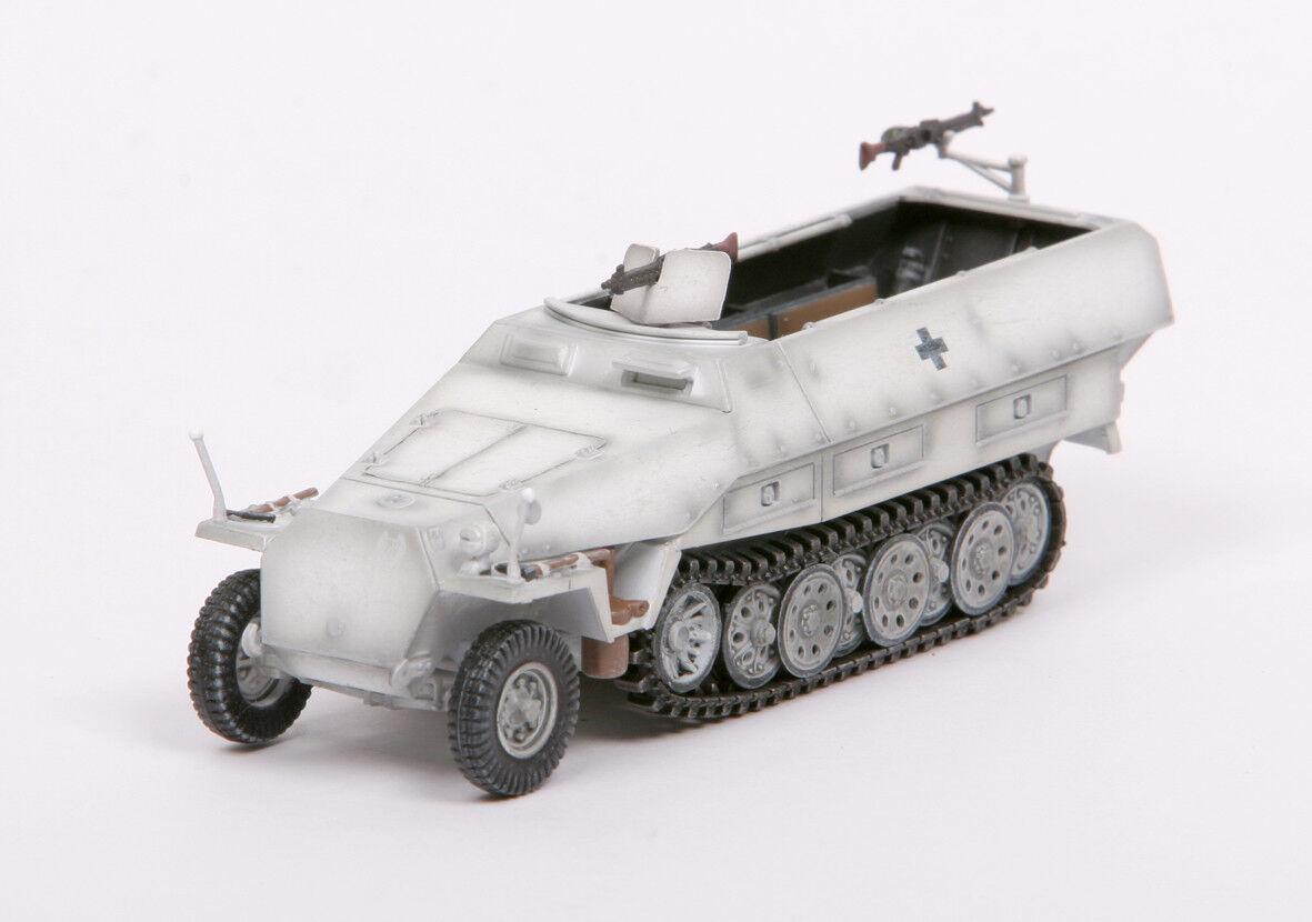 DRAGON ARMOR 1 72,    TRÈS RARE    GERMAN Sd.Kfz.251 Ausf. D, Art.  60236