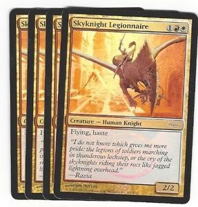 TCG-112-MtG-Magic-the-Gathering-Skyknight-Legionnaire-Promo-Playset-4