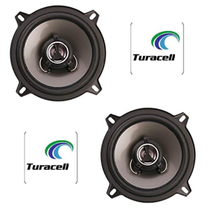 "Soundstream Arachnid AF.52 250 W 5.25/"" 2-Way Coaxial Speakers 5-1//4/"" W// Grilles"