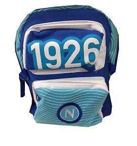 0739a31db7bf Caricamento dell'immagine in corso Zaino-SSC-Napoli -Calcio-1926-45x33x23-Tifosi-Borsa-