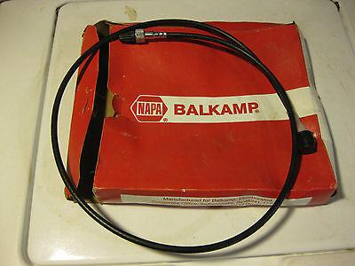 Speedometer Cable Lower NAPA//BALKAMP-BK 6151711
