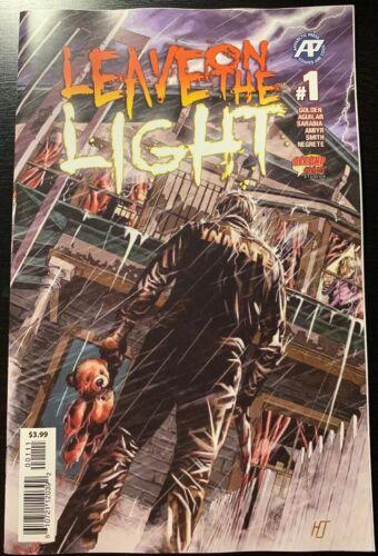 Leave on the Light #1 NM Antarctic Press