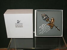 SWAROVSKI MEMORIES *NEW* Broche Brooch Rose L.8,5cm 174971