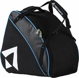 Tecno-Pro-Herren-Ski-Stiefeltasche-Skischuh-Tasche-Triangle-Plus-schwarz-blau