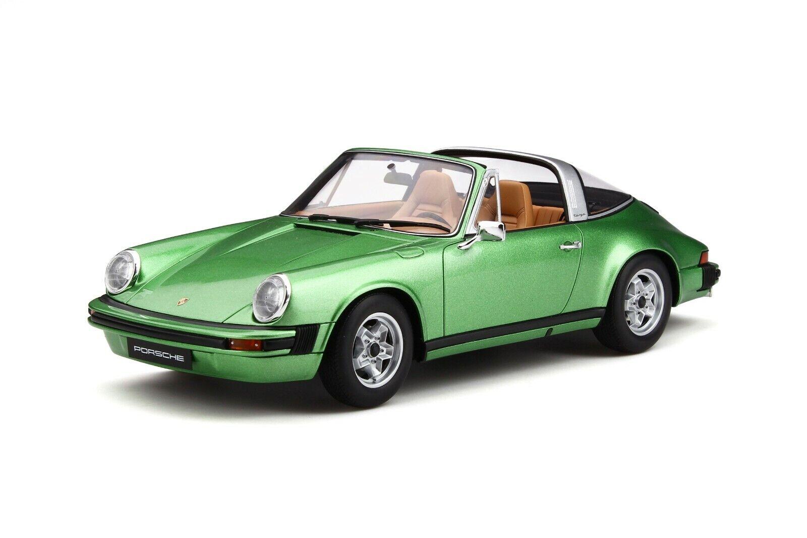 Porsche 911 S 2. 7 Targa  1974  NOUVEAU   GT Spirit gt780  1 18  qualité officielle