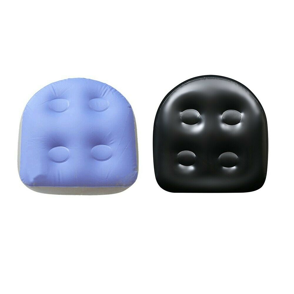 Chair Cushion Mat Inflatable Relaxing Booster Seat Spa With Suction Cup