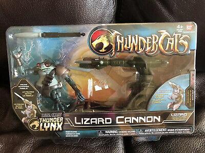 LIZARD CANNON Bandai Thundercats Thunder Lynx NEW