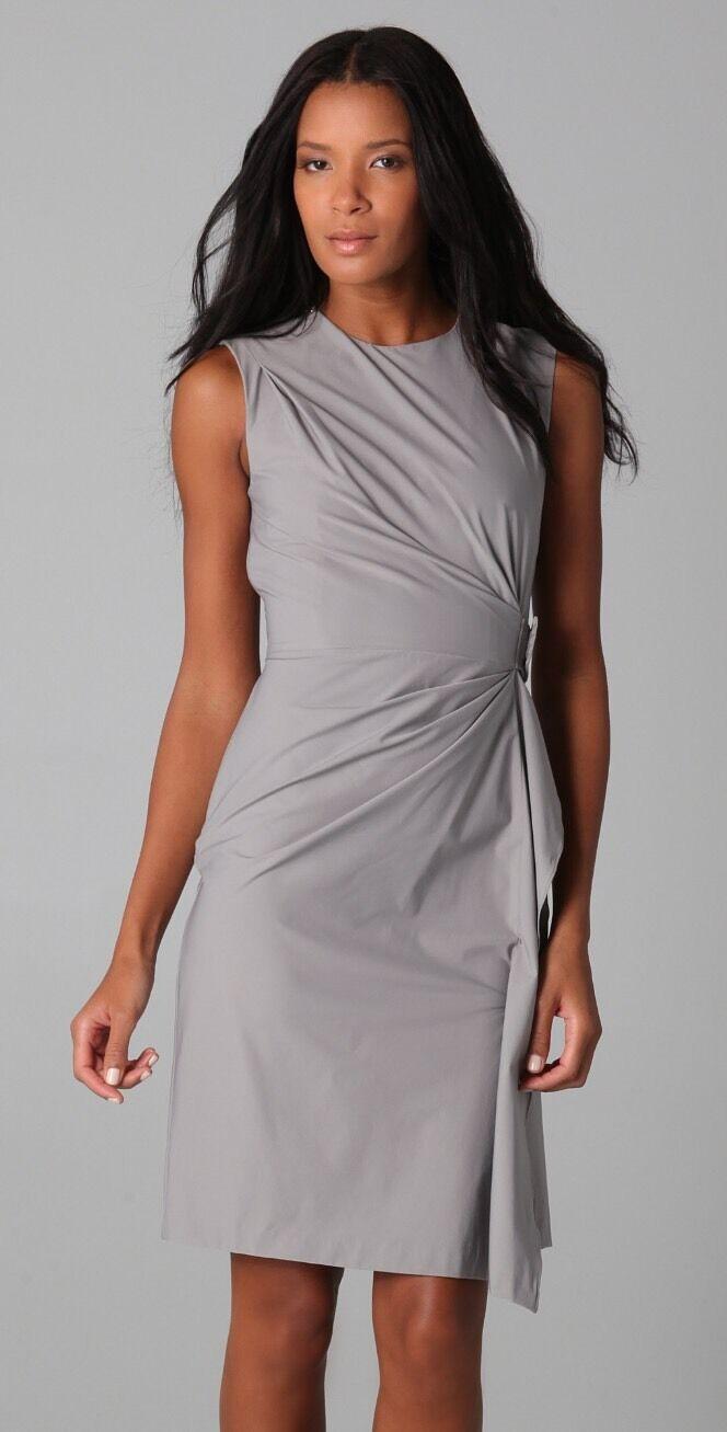 375.00 NWT Diane Von Furstenberg DVF Alba Two Dress Size 12 NEW