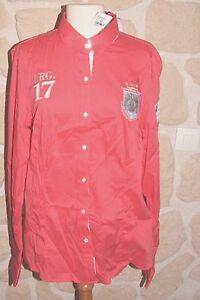 Jolie chemise rose neuve taille XXL de marque VESTIAIRES Principauté ... fe12c067847