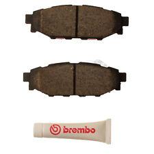 BREMBO Bremsbelagsatz Scheibenbremse P 78 020 für SUBARU TOYOTA