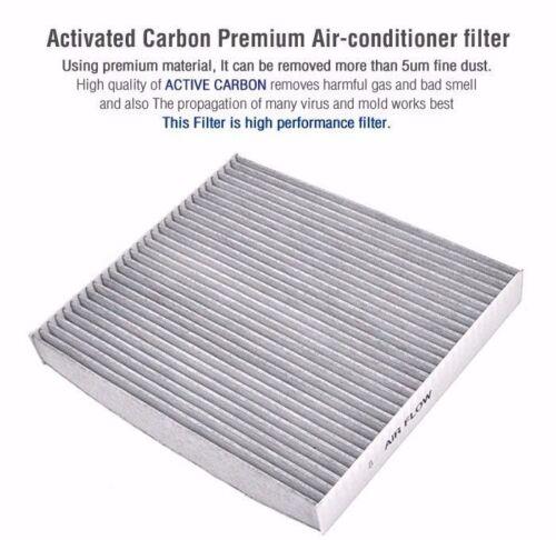 Active Carbon Premium Air Cabin Filter for KIA 2003-2007 2008 Cerato