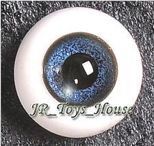 Glass Eye 16mm Pale Blue Green fits Volks MSD 1//4 BJD YoSD