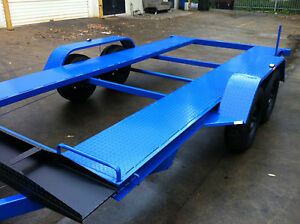 BRAND-NEW-TANDEM-CAR-TRAILER-12X6-6FT-2T-ATM-USE4-RACE-FORD-HOLDEN-TURBO-QUADS