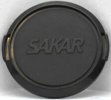 Original Sakar Front Lens Cap 55mm 55 mm Snap-on
