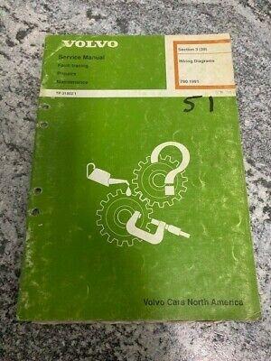 1991 Volvo 780 Wiring Diagram EVTM Electrical Factory Shop Service Repair  Manual | eBay | Volvo 780 Wiring Diagram |  | eBay