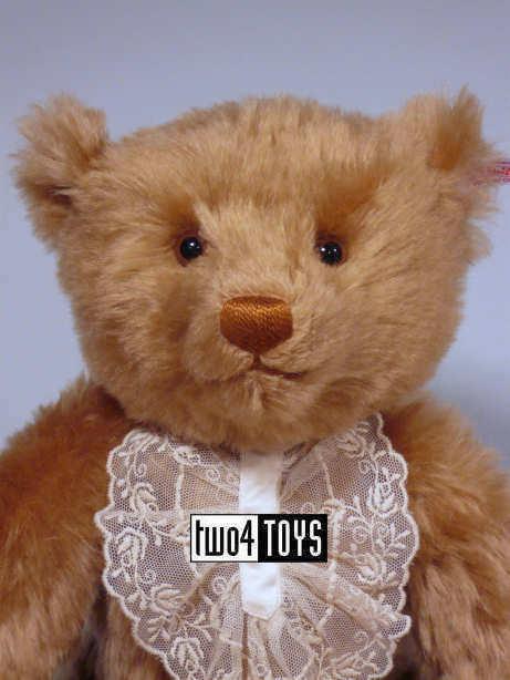 STEIFF MUSICAL TEDDY BEAR BEAR BEAR JOSEPH HAYDN - 40cm   16in. EAN 657047 RETIrot 02433f